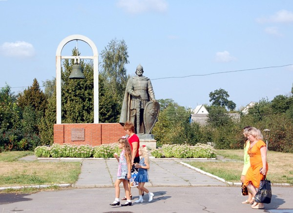Perejasław Tu Kozacy oddali się Moskwie