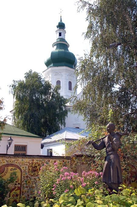 Perejasław. Tu Kozacy oddali się Moskwie