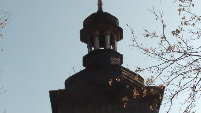 Zakopane. Kościół św. Jana na Harendzie