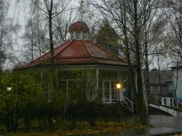 Swietłogorsk. Poniemiecki kurort na bałtyckim klifie