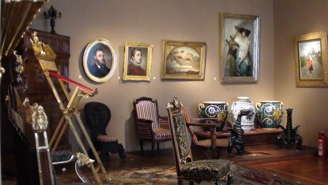 Pieskowa Skała. Angielska galeria na zamkowych salonach