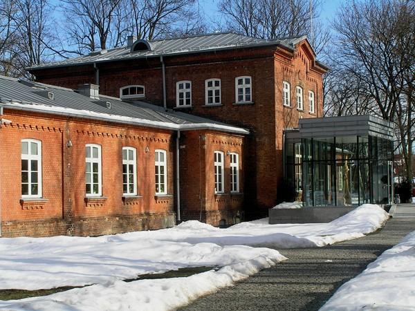 Warszawa. Był tu Szpital Ujazdowski