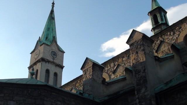Zakopane Zasłużeni dla starego kościoła