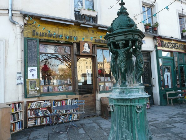 Paryż Shakespeare and Co. Literacki raj
