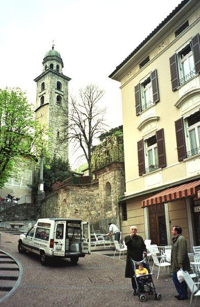 Lugano. Szwajcarski kurort, włoskie tradycje