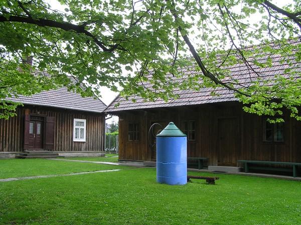 Wierzchosławice Muzeum w rodzinnej wsi premiera Witosa