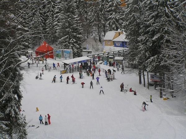 Szpindlerowy Młyn. Rodzinne zjazdy na stokach Medvědína