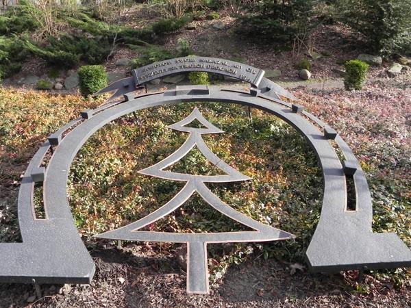 Podkowa Leśna. Kościół-ogród w Mieście-Ogrodzie