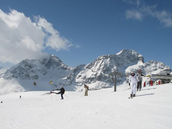 Sankt Moritz. Nartostrady pod szwajcarską flagą