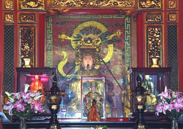 Tajpej Buddyjski Bóg Miłosierdzia