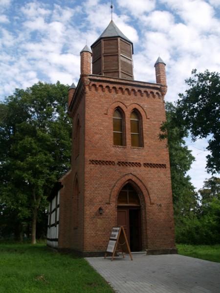 Nowe Warpno. Święty Hubert zamieszkał w Karsznie