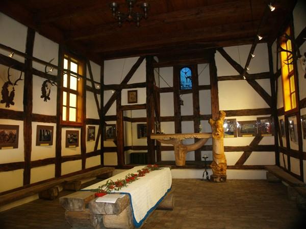 Nowe Warpno Święty Hubert zamieszkał w Karsznie