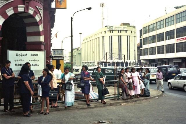 Kolombo W egzotycznym świecie Orientu