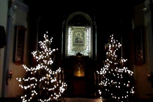 Zakopane. Kościół jezuitów Na Górce