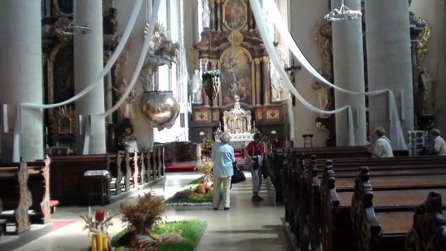Znojmo. Kościół św. Mikołaja, kaplica św. Wacława