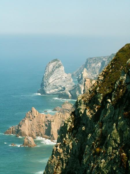 Cabo da Roca. Tu ziemia się kończy, a morze zaczyna…