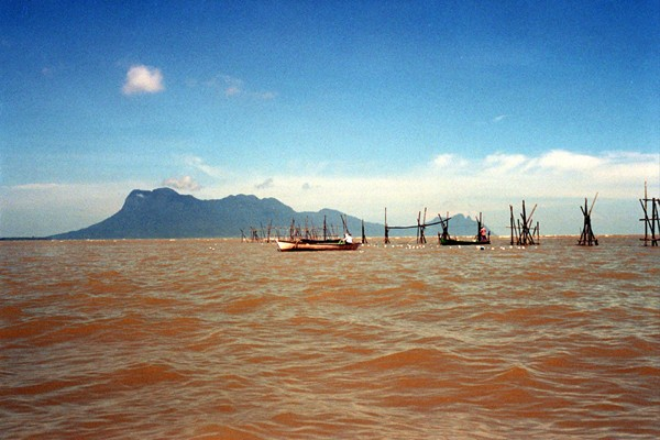 Borneo Nadmorskie atrakcje Sarawaku