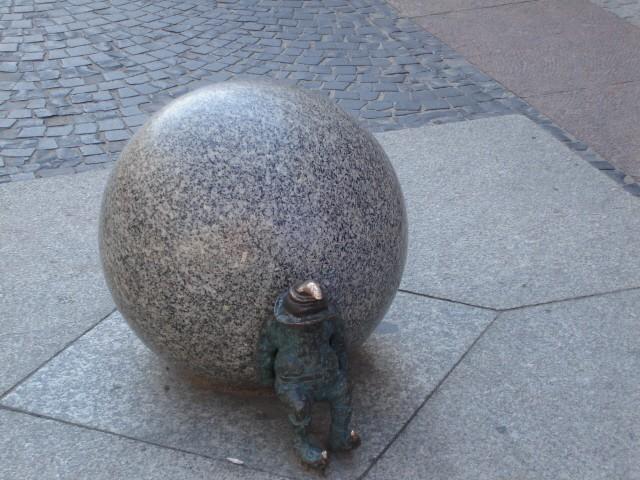 Wrocław. Krasnoludki są w całym mieście