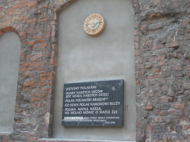 Wrocław. Św. Marcin na Ostrowie Tumskim