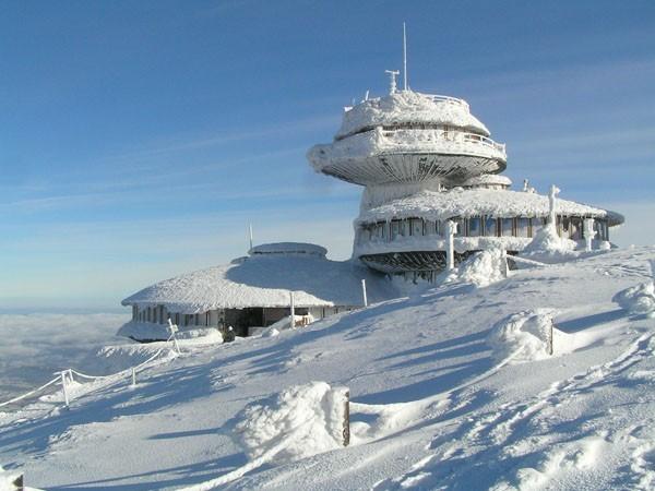 Śnieżka. Krajobraz bez kosmicznych spodków