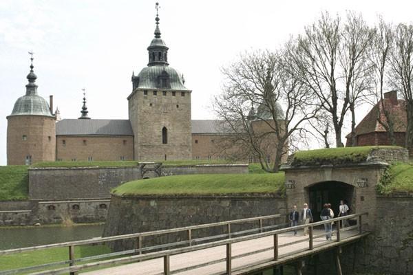 Kalmar. Polskie awantury na szwedzkim zamku