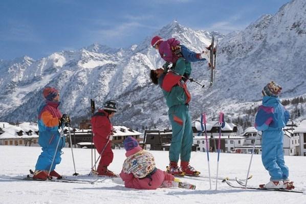 Passo Tonale Paradiso, czyli raj dla narciarzy