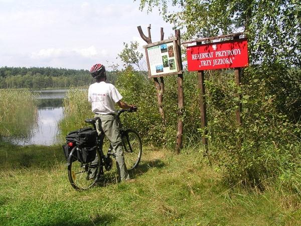 Sobiborski Park Krajobrazowy Przez dziką przyrodę do pamiątek historii