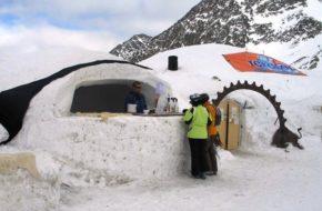 Sölden U wrót trzech tyrolskich lodowców