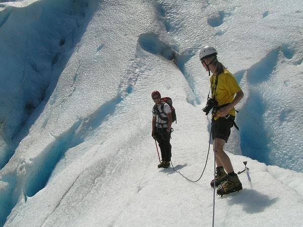 Svartisen Spacerkiem po skandynawskim lodowcu