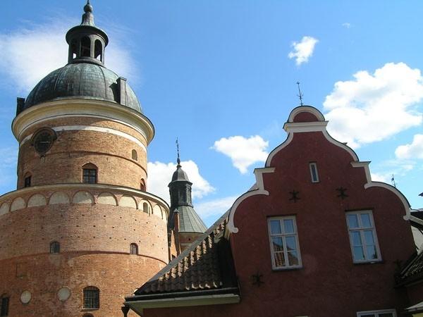 Gripsholm. Król Zygmunt urodził się w więzieniu