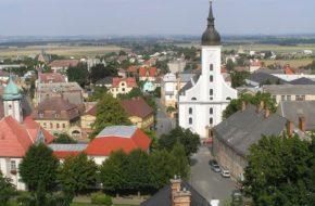 Javorník Siedziba wrocławskich biskupów