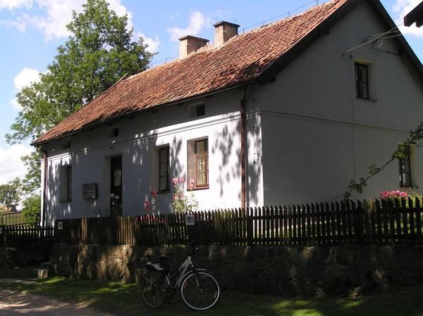 Ogródek O polskim poecie na pruskich Mazurach