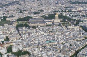 Paryż Kości w podziemiach wielkiego miasta