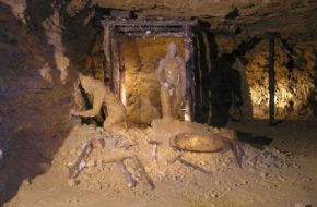 Tarnowskie Góry Skansen w kopalni srebrnych rud