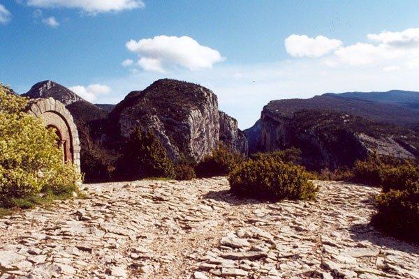 Castellane. Na krawędzi kanionu Verdon