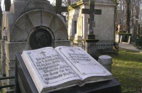 Warszawa Cmentarz na szańcach reduty