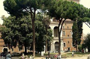 Rzym Fontanny w Wiecznym Mieście