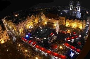 Praga Karpie idą na wolność