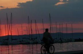 Balaton Wyścig Pokoju wokół jeziora