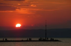 Balaton Może to i węgierskie morze?