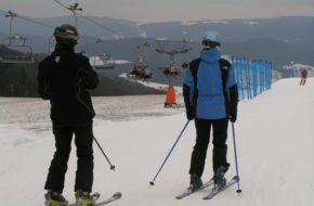 Szczawnik Druga z dwu narciarskich dolin