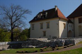 Wieliczka Na zamku żupnika