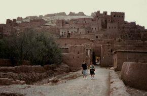 Ouarzazate Filmowa kazba Ait Benhaddou
