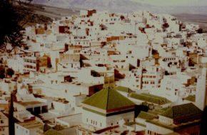 Mulaj Idris Święte miasto muzułmanów