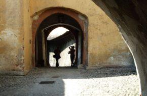 Zamek Orawski Ogromne zamczysko na wysokiej skale