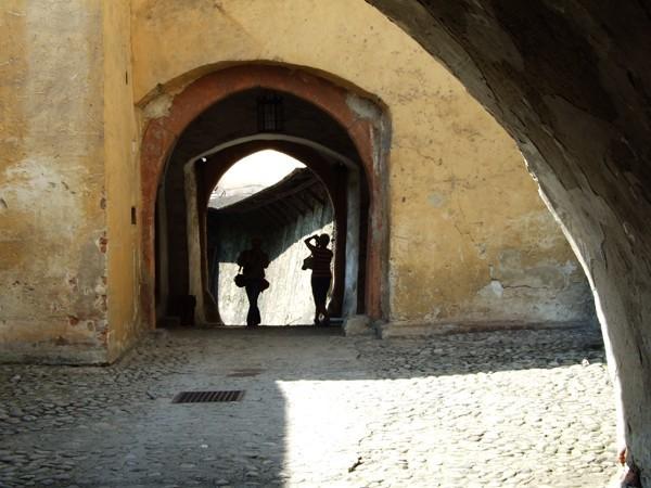 Zamek Orawski. Ogromne zamczysko na wysokiej skale