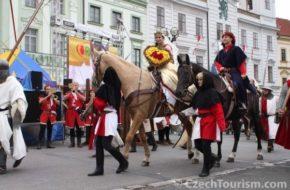 Hradec Králové Tu rządzi królowa Elżbieta