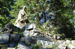 Ostredok Cmentarz ofiar gór na Stodolkach