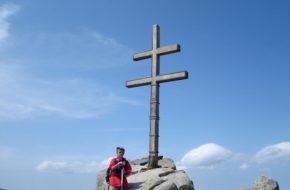 Dziumbir Najwyższy szczyt w Niżnych Tatrach