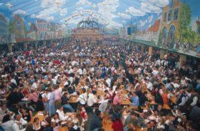 Monachium Oktoberfest ma 200 lat!